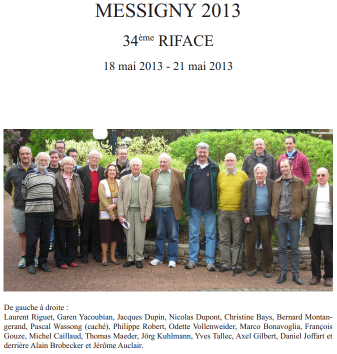 messigny-2013-report