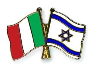 Flag-Pins-Italy-Israel
